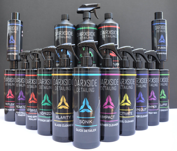 Car Care Full Detailing Kit | Detailing Products | Darkside Detailing