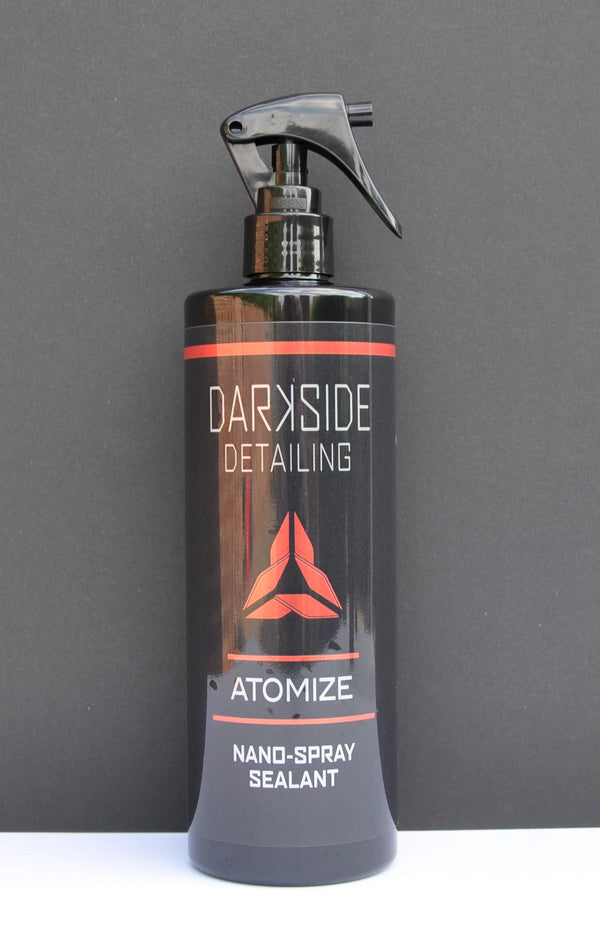 Atomize nano spray sealant | Car Care | Darkside Detailing