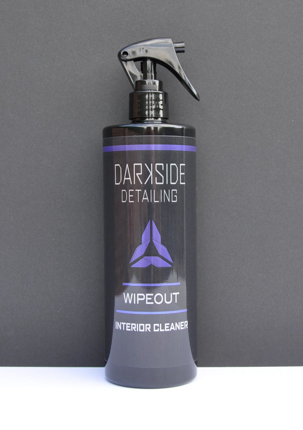 WIPEOUT Interior Cleaner | Darkside Detailing
