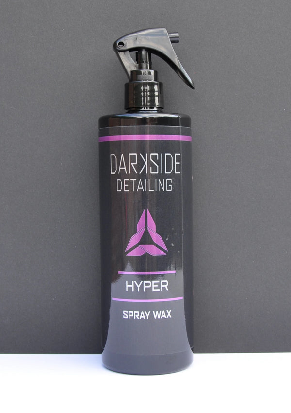 Hyper Spray Wax | Car Care | Detailing products | Darkside Detailing