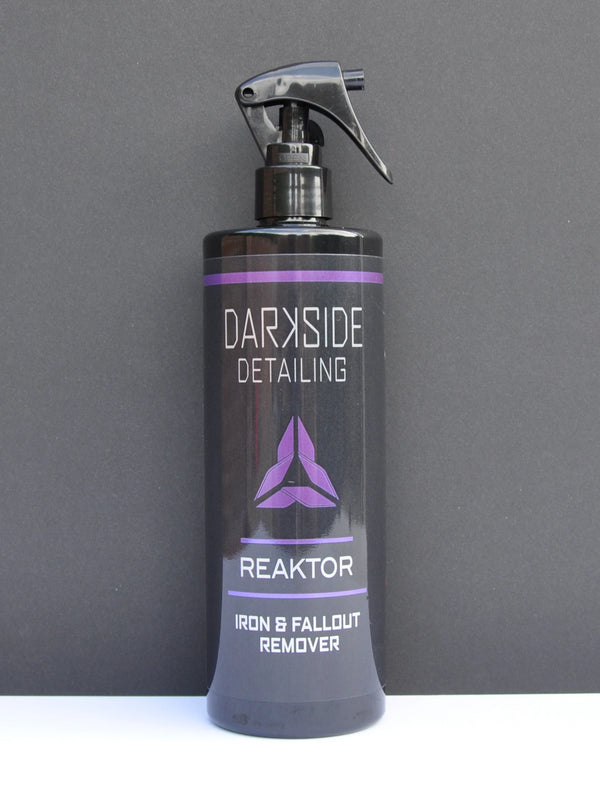 REAKTOR Iron & Fallout Remover | Detailing Products | Darkside Detailing