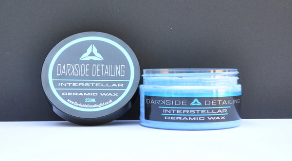 CERAMIC WAX | CAR CARE | DETAILING PRODUCTS | DARKSIDE DETAILING