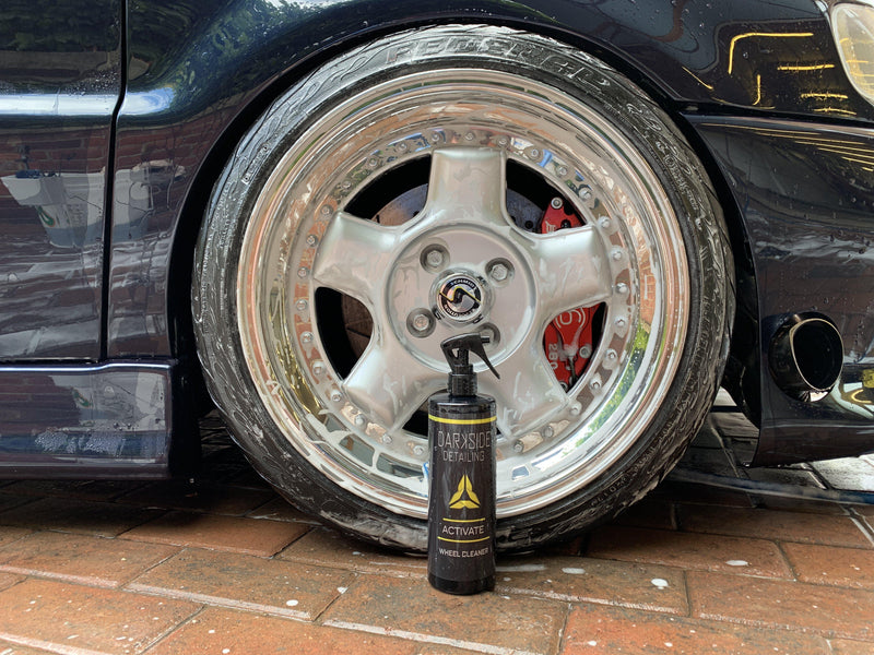 ACTIVATE Alloy Wheel Cleaner | Darkside Detailing