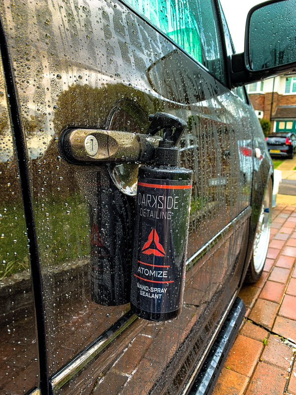 ATOMIZE Nano Spray Sealant | Darkside Detailing