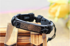 Jesus Cross With Bible Letter Bracelet Free Just pay Shipping | Angelic Gift Shop