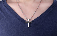 316L Stainless Steel Jesus Christ Necklace