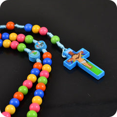 Rosary Beads For Kids Necklace Free Just pay Shipping | Angelic Gift Shop