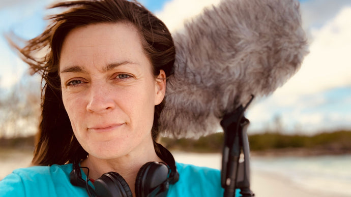 Ellie Williams: Wildlife Documentaries and The Sound of Nature