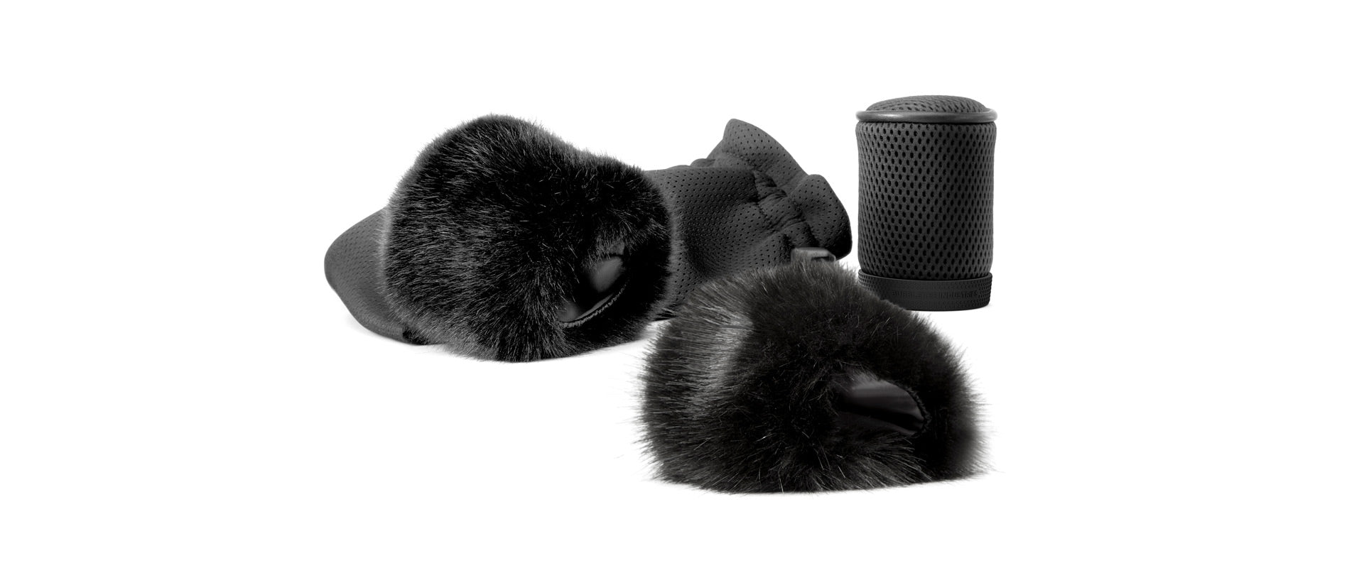 The Spacer Kit with Short and Long-Haired Fur Covers
