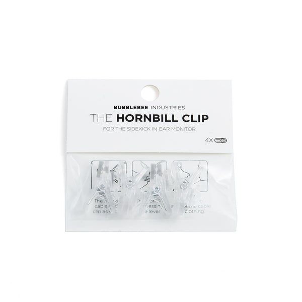 The Sidekick Hornbill Clip, 4-Pack