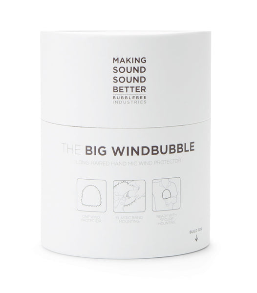 The Big Windbubble