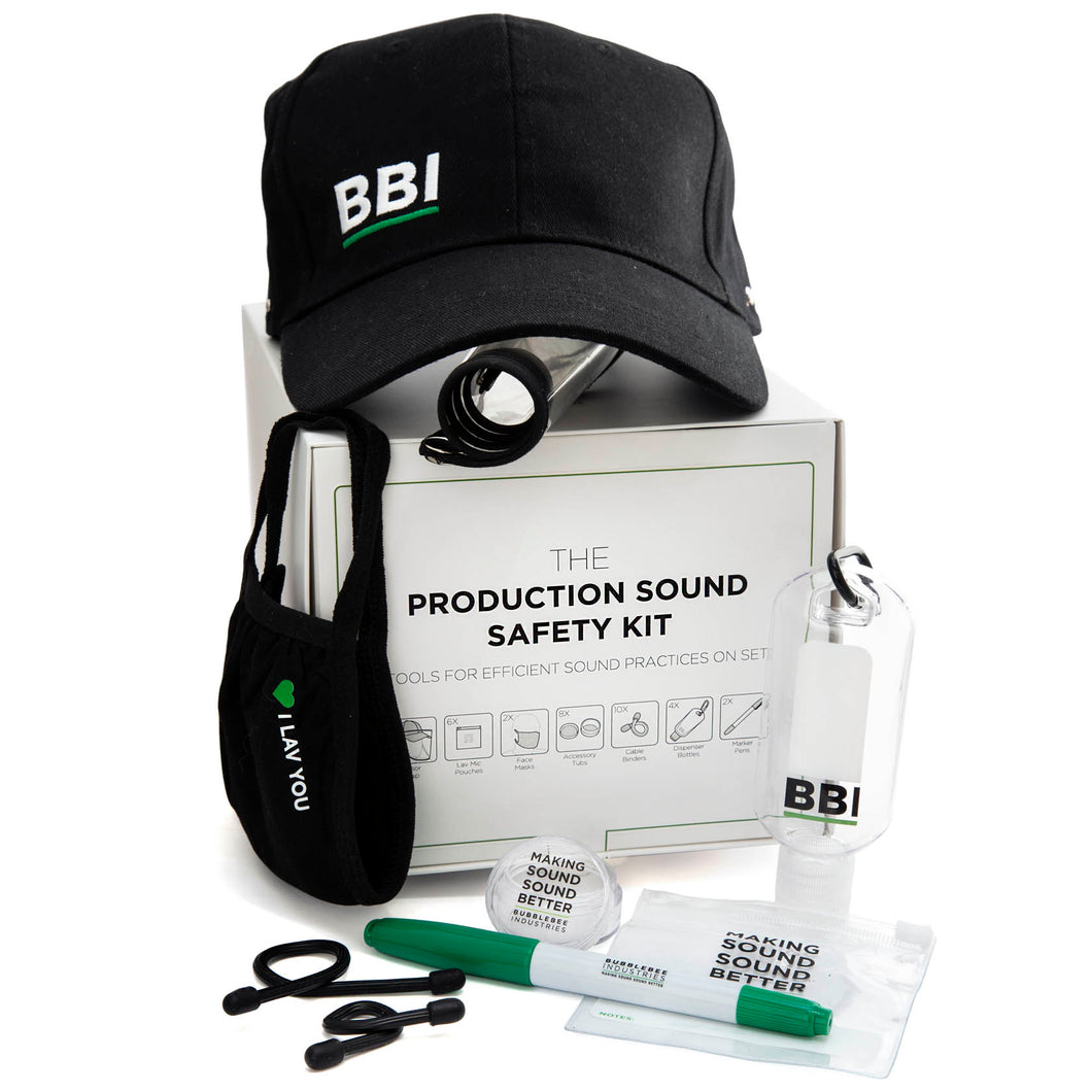 The Production Sound Safety Kit