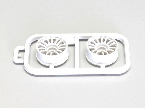 Kyosho Mini-z Multi Wheel 0 offset MZH131W-N0 (2pcs White)