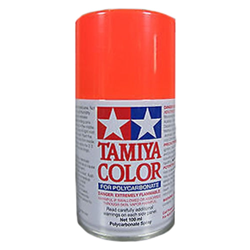 Tamiya Paint PS-20 Fluorescent Red