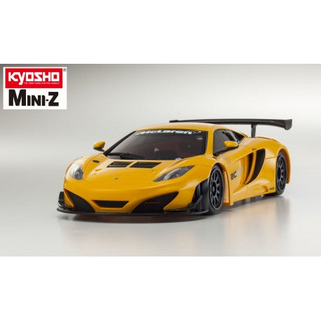 Kyosho Mini-z McLaren 12C GT3 2013 (yellow)
