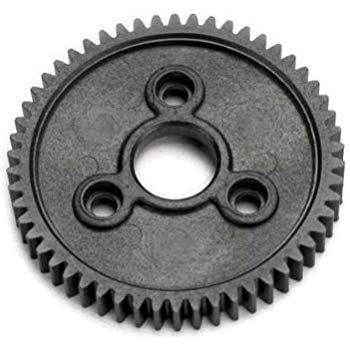 Spur gear, 65-tooth (0.8 metric pitch, compatible with 32-pitch)