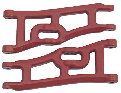 Rpm Red Front A-arms Wide 2wd