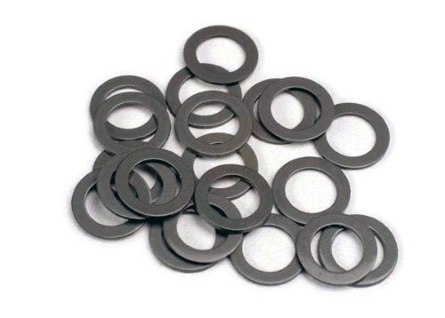 PTFE-coated washers, 5x8x0.5mm (20) (use with ball bearings)