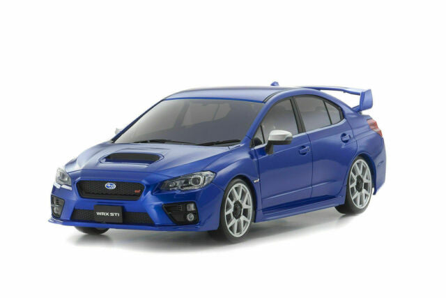 Mini-Z AutoScales Collection Subaru WRX STI (Blue)