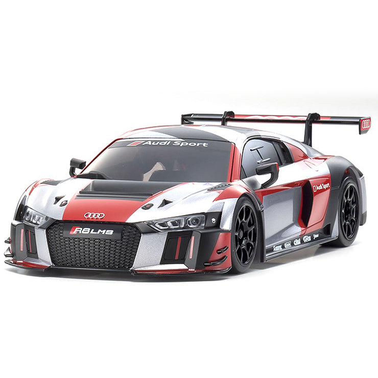 Mini-Z AutoScales Collection AUDI R8 2015 (Gray/Red)