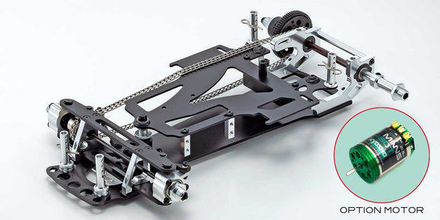 Kyosho 1/12 scale Fantom 4WD Kit
