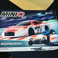 Mini-Q 1/24 Scale 4WD on-Road DIY RTR
