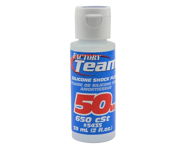 Team 50w Silicon Shock oil