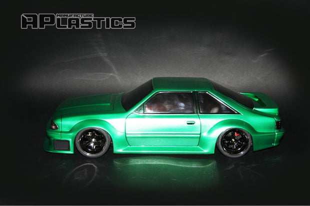 Ford Mustang Fox Body (Clear Body)