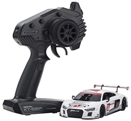 Mini-Z RWD Audi R8 2015 RTR (MR-03) white