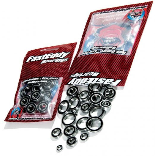 Fast eddy Bearing Kit for TT-01 Chassis