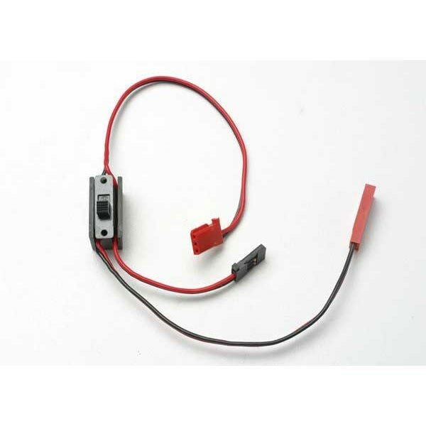 Traxxas wiring Harnesses RX power Pack