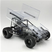1RC Racing 1/18 Scale Sprint Car RTR (Clear)