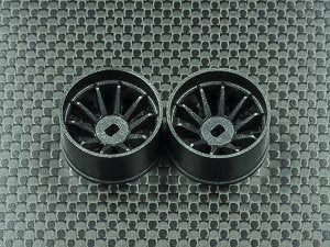 R10 Carbon Rims (3 Offset) - AWD - Wide (2pcs)