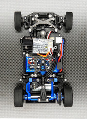 GL Racing GLR 1/27 RWD CHASSIS-W/O RX