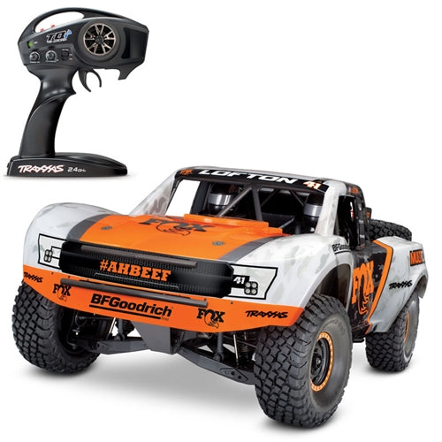 Traxxas Fox Unlimited Desert Racer (Orange & White)