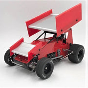 1RC Racing 1/18 Scale Sprint Car RTR (Red)