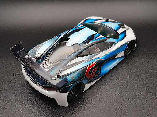 GL Racing 1/28 P1M Lexan Body (98mm WB)