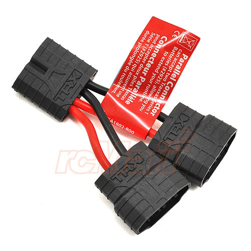 Wire harness, parallel battery connection (compatible with Traxxas® High Current Connector, NiMH only)