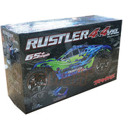RUSTLER 4X4 BRUSSLESS VXL-GREEN