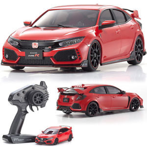 Kyosho Mini-Z Honda Civic TYPE R FLAME RED FWD (MA-03F)
