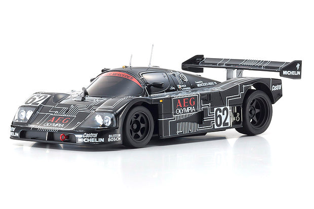 Mini-Z AutoScales Collection Sauber-Mercedes LM 1988