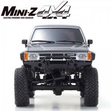 Mini-z 4X4 TOYOTA 4Runner (Hilux Surf) Ready-set 4WD CRAWLER Dark Metallic Gray