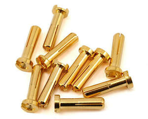 Maclan MAX CURRENT 4mm Gold Bullet Connectors (10Pcs)