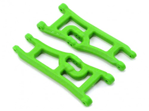 Rpm Green Front A-Arm Wide 2wd slash