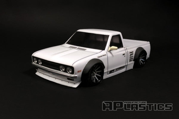 Datsun 620 pickup (Clear Body)