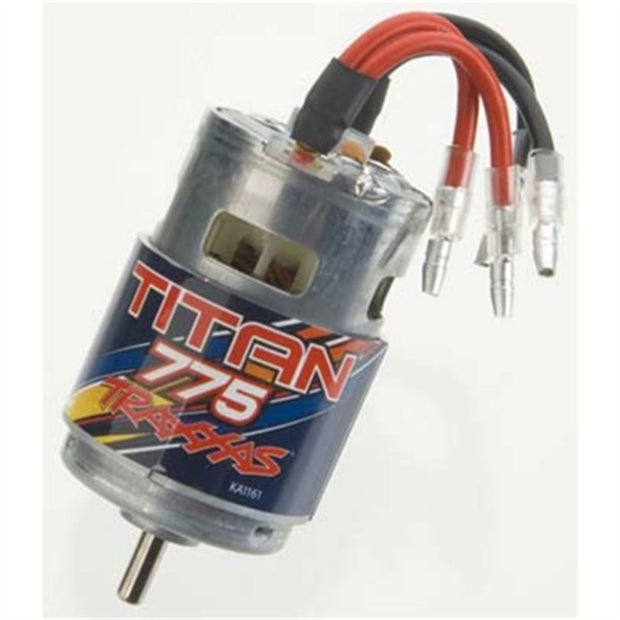 Motor, Titan® 775 (10-turn/16.8 volts) (1)