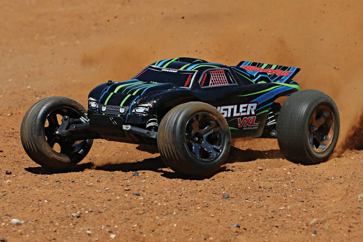 Traxxas Rustler VXL BRUSHLESS 2WD (Green)