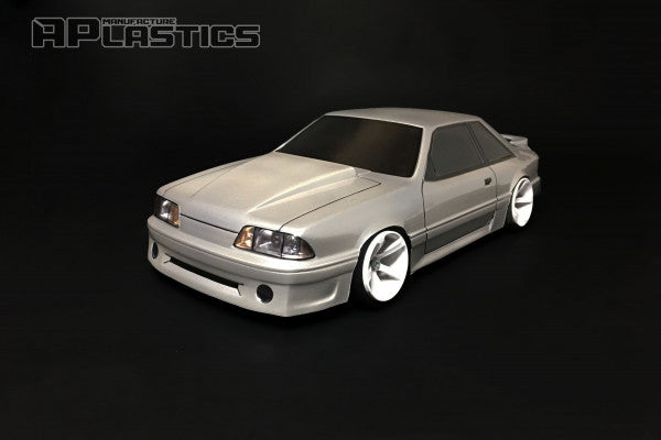 Ford Mustang GT 1990 (Clear Body)