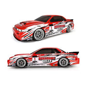 HPI Nissan S13 Body (200mm) Clear