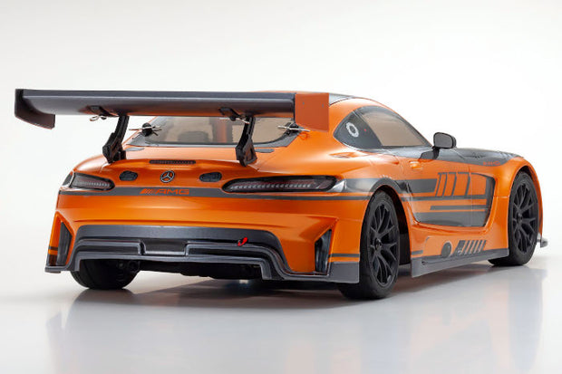 Kyosho Fazer MK2 2020 Mercedes-AMG GT3 Ready Set 1/10 SCALE (Orange/Black)